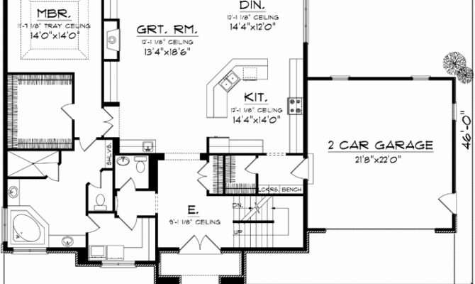 Inspirational Story House Plans Open Concept