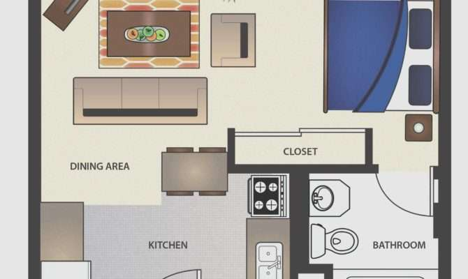 Inspirational Studio Apartment Ideas Creative