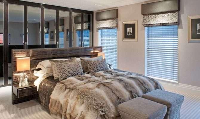 Inspiring Contemporary British Bedrooms Decor