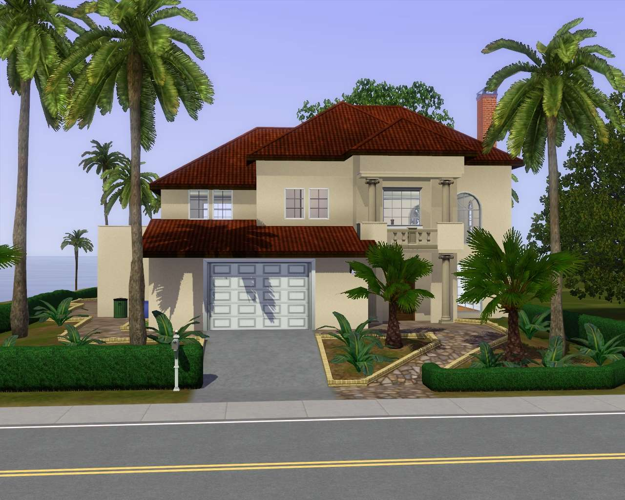 Inspiring Cool Houses Sims Home Building