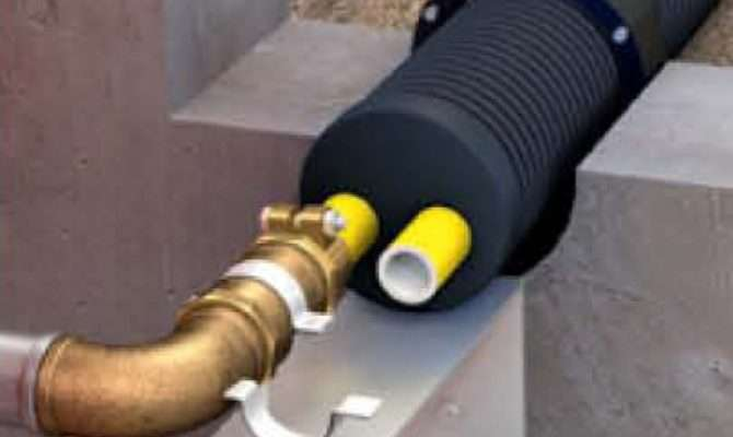 Inspiring Insulated Drain Pipe Building Plans