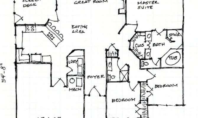 Inspiring Patio House Plans Home Floor Plan