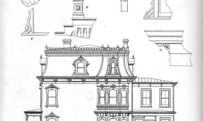 Instant House Bicknell Victorian Buildings