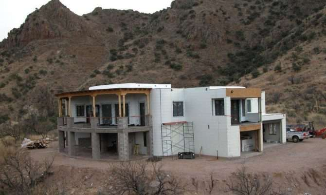Insulated Concrete Form Home Plans House Designs