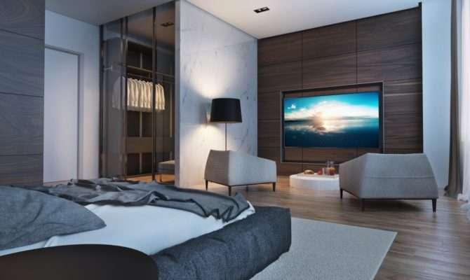 Interior Design Close Nature Rich Wood Themes