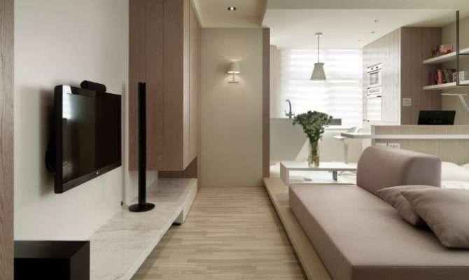 Interior Design Ideas One Bedroom Apartment Home Decoration