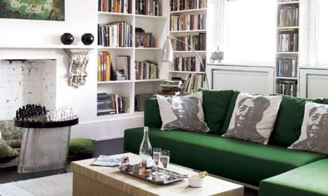 Interior Design Victorian Terrace Living Room