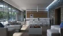 Interior Layout Capitalizes Breathtaking Location