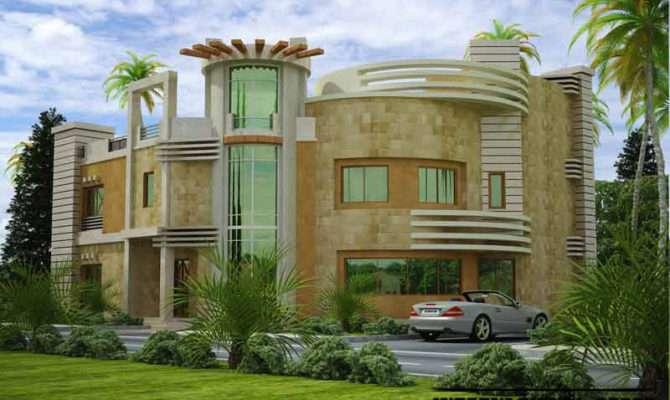 International Villas Designs Modern