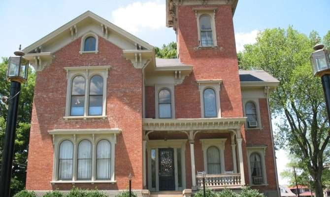 Italianate After Style Became