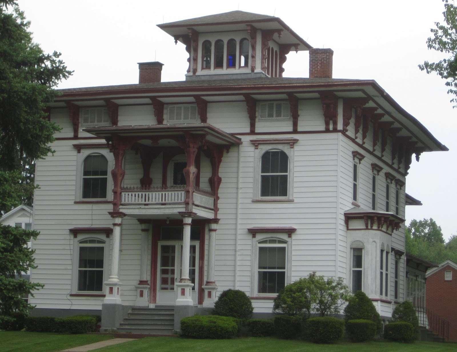 Italianate House George Loomis