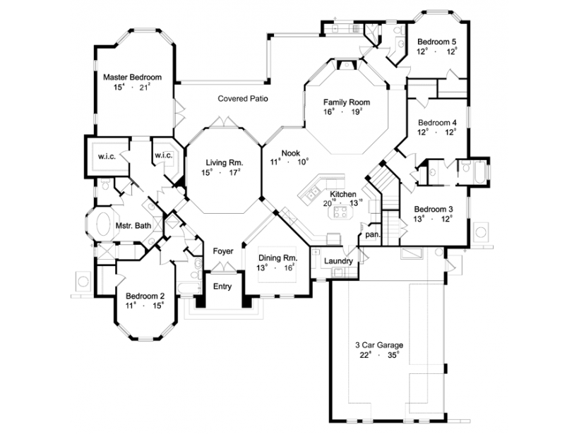 italianate house plan pristine mediterranean classic