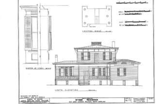 Italianate House Wrap Around Porches Architectural Floor Plans