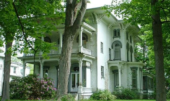 Italianate Villa Elmira Maple Wikimedia