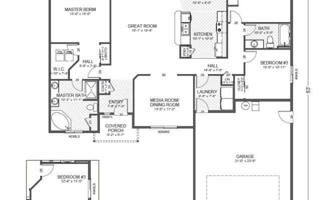 Jackson Ridge True Built Home