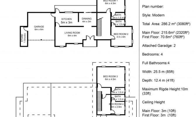 Jasmine Organic Green Zero House Plan