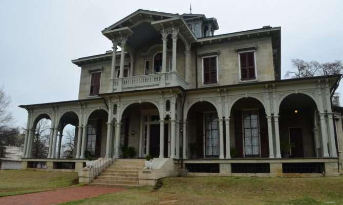 Jemison Van Graaff Mansion Alabama Architecture