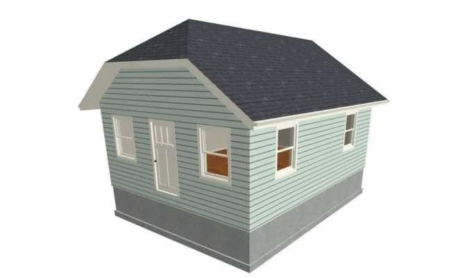 Jerkinhead Roof Design Framing Contractor Talk