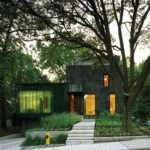 Jetson Green Modern Passive Solar Cascade House