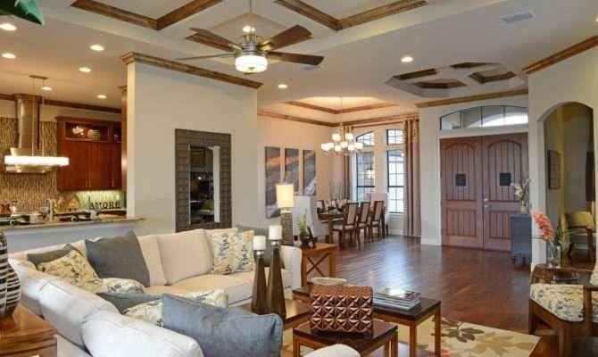 Johnston Interior Design Completes Ici Homes Bellevue Model Home