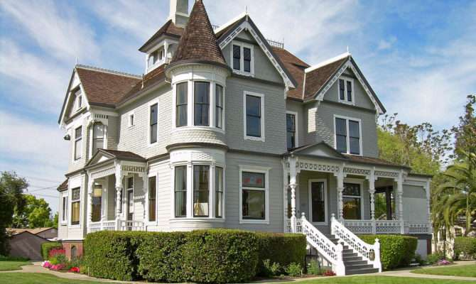 Joilieder Charles Copeland Morse Residence Victorian Houses