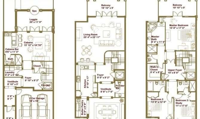 Jpeg Modern Townhouse Designs