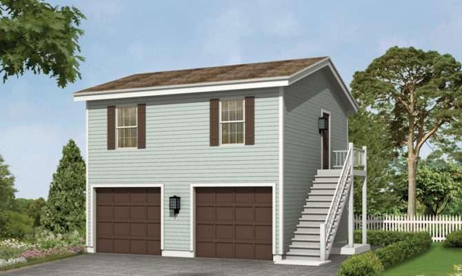 Kalinda Garage Apartment Plan House Plans More