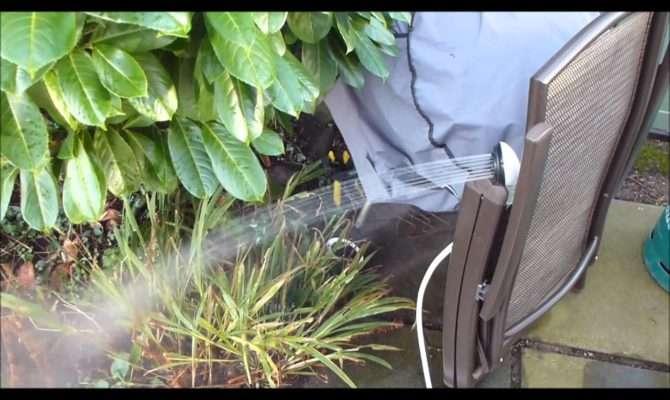 Kampa Geyser Hot Water System Youtube