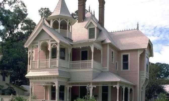 Kaori Likes Things Pink Houses Piiiiiiink