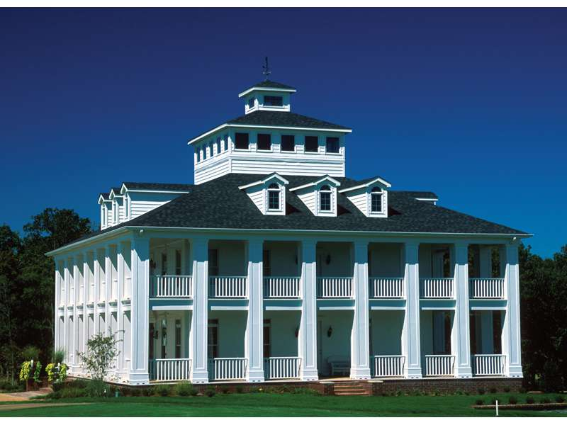 Kassidy Manor Luxury Home Plan House Plans