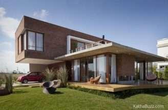 Kathabuzz Modern Porch Design