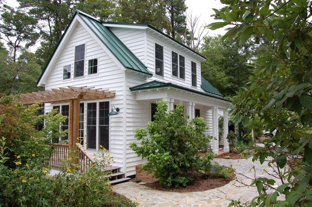 Katrina Cottage Gmf Associates Small House Bliss