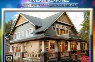 Kbhome American Craftsman House Architecture Pinterest