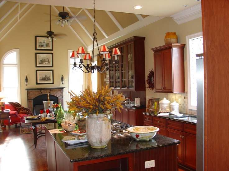 Keeping Room Kitchen Style Pinterest