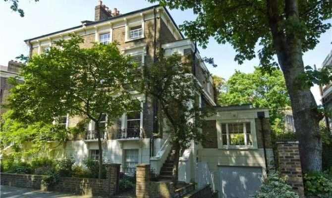 Keira Knightley New London Home