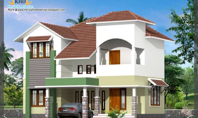 Kerala Home Design Floor Plans Awesome House