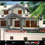Kerala Home Plan Elevation Appliance