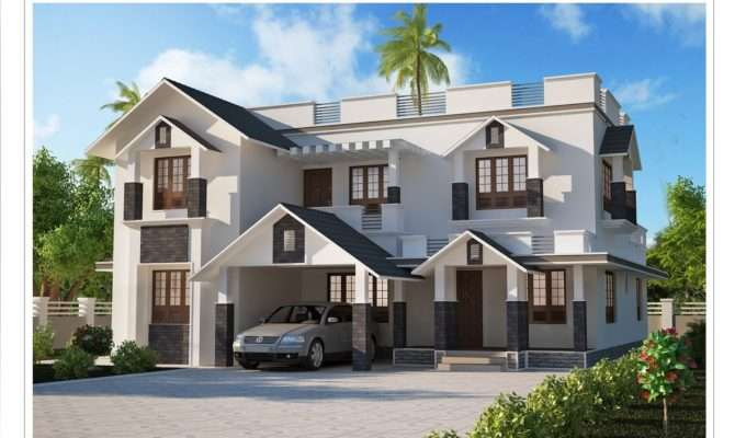 Kerala House Plan Specifications Details Plans
