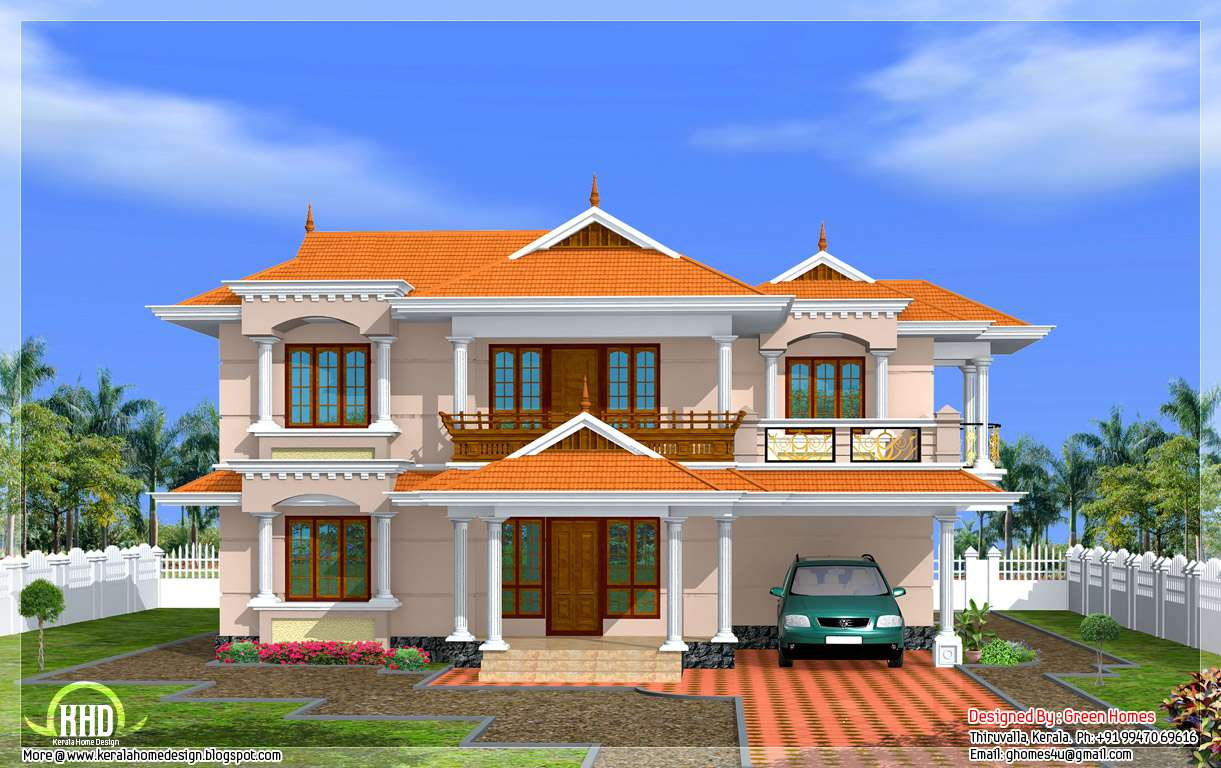 Kerala Model Bedroom Home Design Green Homes Thiruvalla