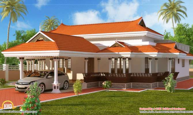 Kerala Model House Design Home Appliance
