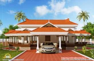 Kerala Model House Design Home