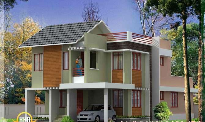 Kerala Style House Models Home Design Floor Plans