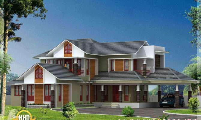 Kerala Style House Models Home Design
