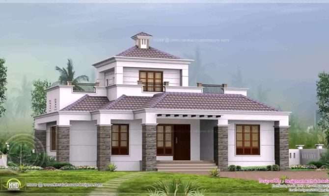 Kerala Style House Plans Below Feet Youtube