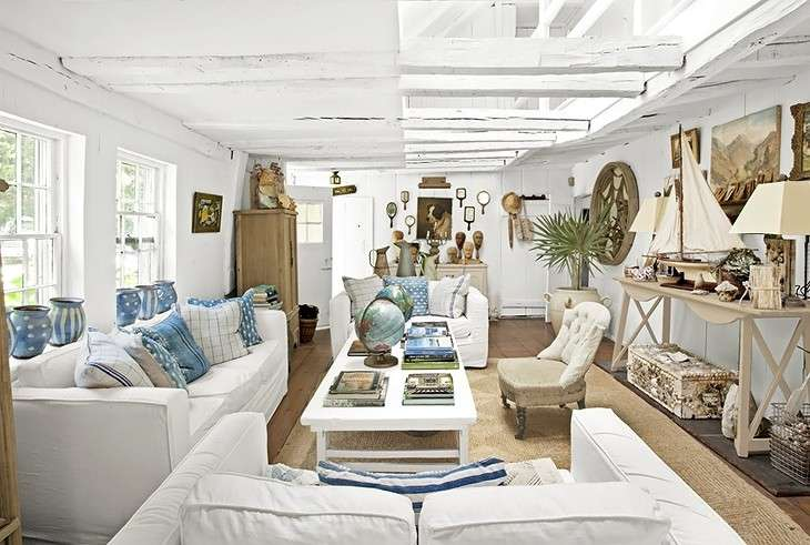 Key Elements Nautical Style