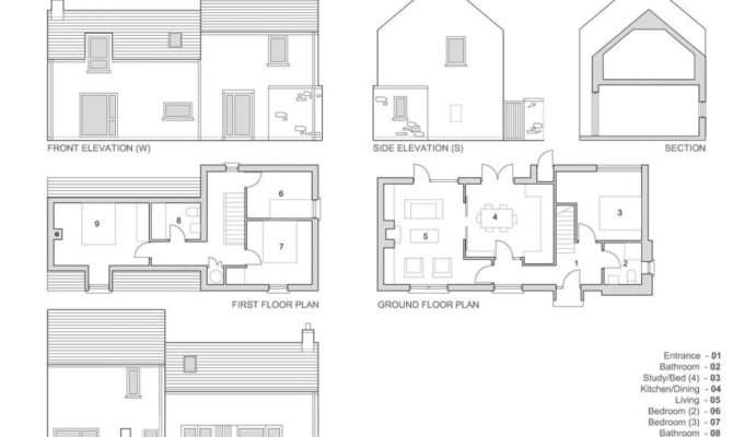 Kilmeena Village Moyna Ireland Cox Power Architects
