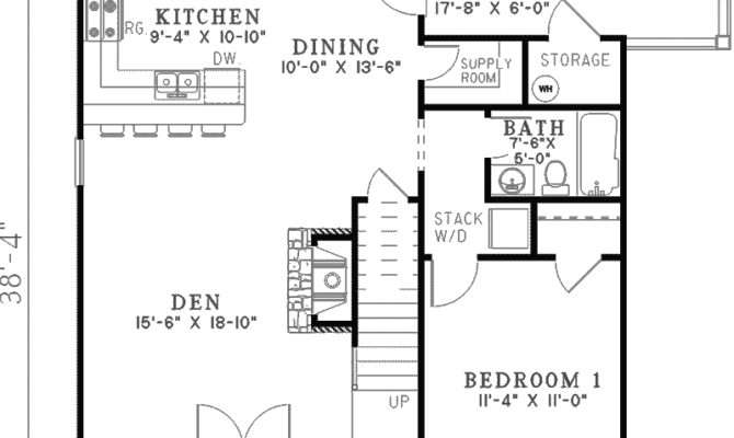 Kirkland Hollow Bungalow Home Plan House Plans