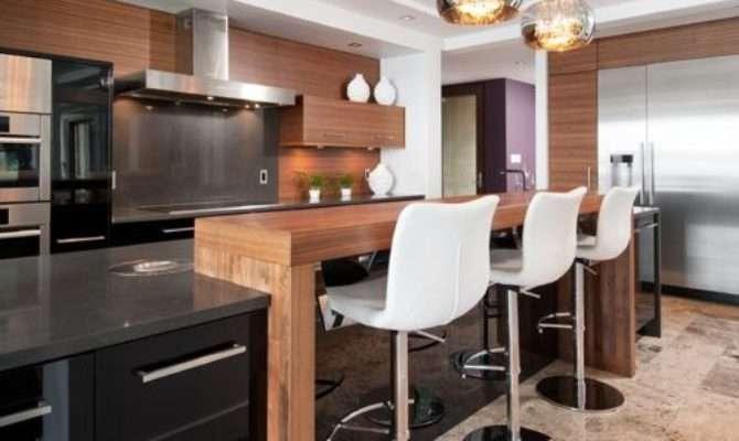 Kitchen Bar Home Design Ideas Remodel Decor