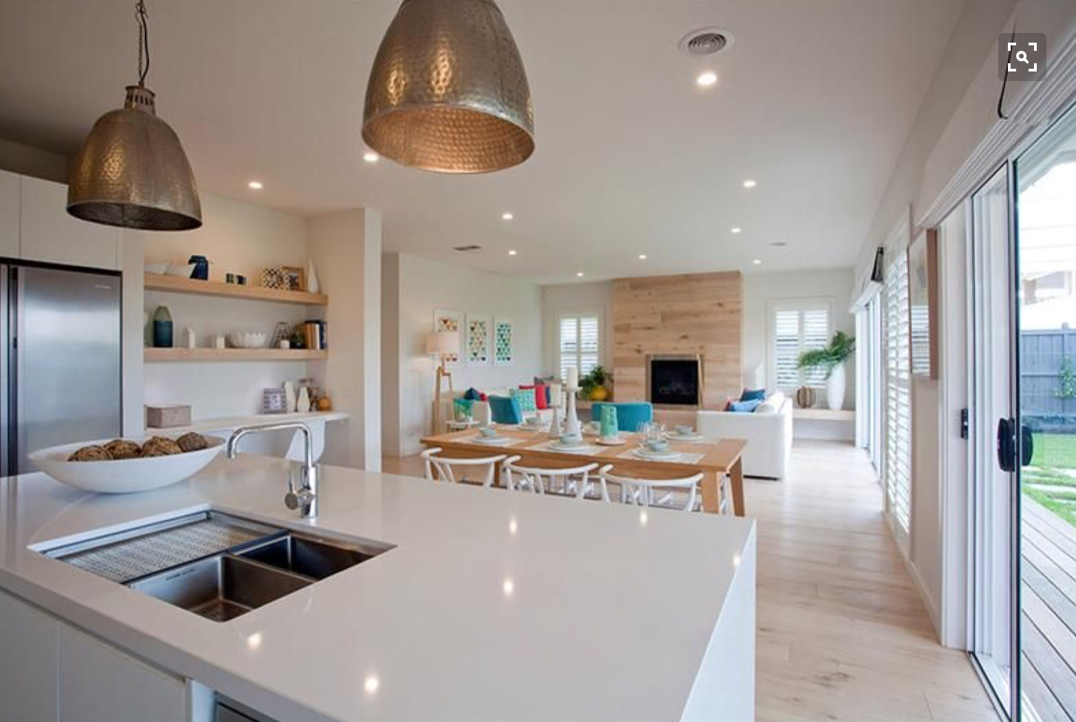 Kitchen Diner Living Area Extension Plans Tammymum