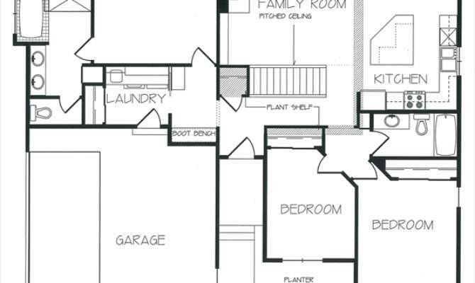 Kitchen Drawings Best Layout Room